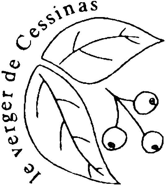 logo du Verger de Cessinas